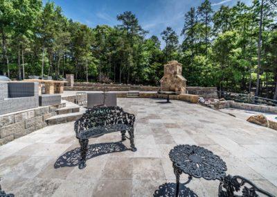 Large Backyard Patio