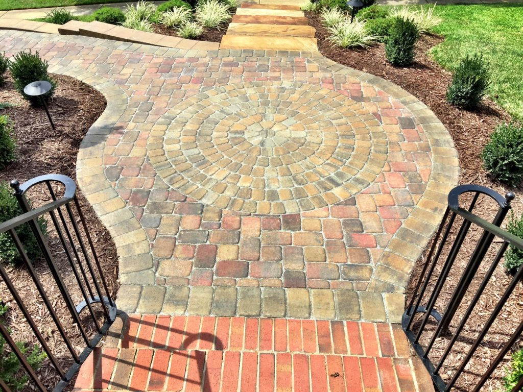 Improving Your Landscape With Walkways Benton Outdoor Living
