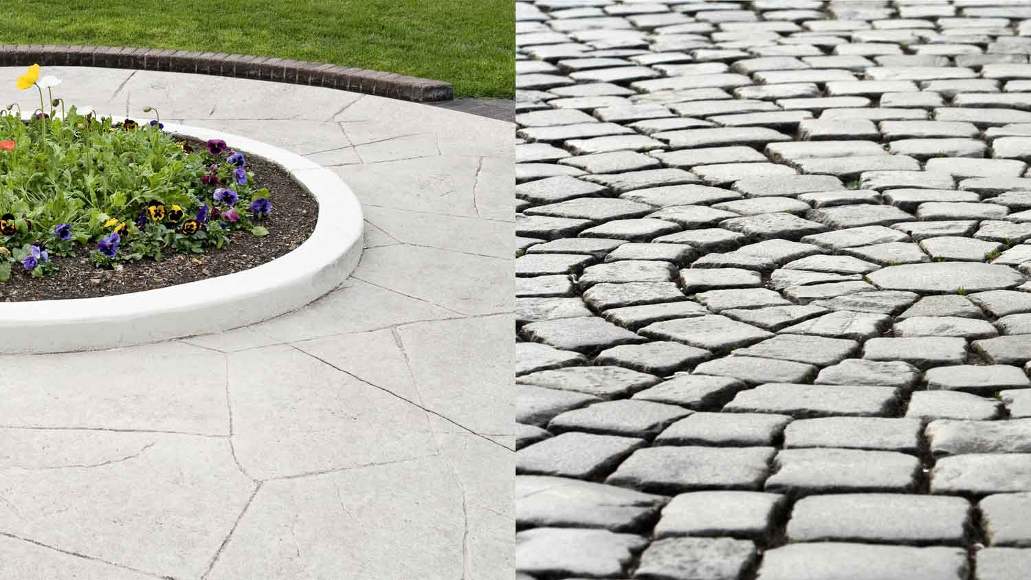 Pavers Vs Concrete For Your Outdoor Living Space Benton