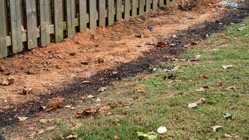 How French Drains Work in Your Charlotte Yard - Benton ...