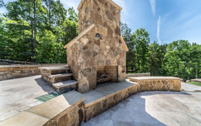 Top Question about Building an Outdoor Fireplace